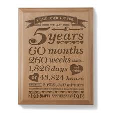 5th anniversary gifts for him and 5th wedding anniversary gifts for him uk with 5th anniversary