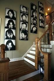 staircase wall decoration ideas staircase wall decorating ideas traditional staircase home painting ideas app homemade fathers