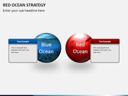 Red Ppt Red Ocean Strategy