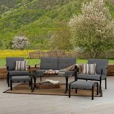 outdoor furniture reviews 6 piece set amazoncom patio furniture