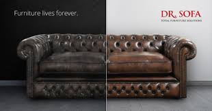 re your old leather sofa for your