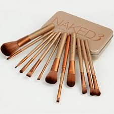 12 pcs professional makeup brush sets s1800009