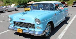 1955 Chevrolet 210 4-Door Sedan - YouTube