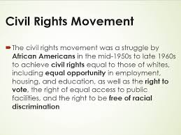 The Civil Rights Movement Ppt With Guided Notes Complete Chapter U S History