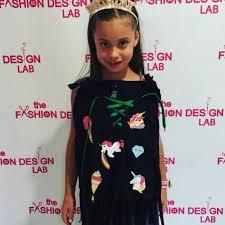 Fashion Design Lab Syosset T Shirt Design Decorating Party By The Fashion Design Lab