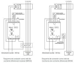 rgu 2 earth leakage relay rgu 2 wiring diagram