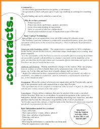 Free Loan Agreement Gorgeous Business Contract Template Word Loan Agreement Sample Business