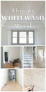 how to whitewash wood flooring they did it they did it after a
