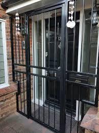 door is most secure