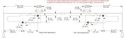door closer installation. lcn 4041xp series surface mounted door closer by allegion 562422698fa752367dd87afe lg full size . installation c