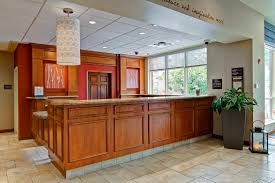 the lobby or reception area at hilton garden inn seattle issaquah