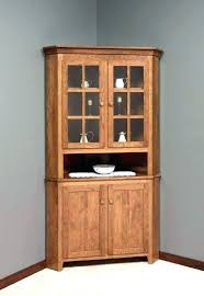 corner buffet table wooden corner cabinet dining room corner cabinet small kitchen hutch cabinets buffet table