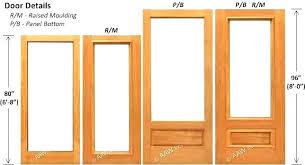 Standard Height Of Door Standard Bedroom Door Size Terrific Interior Door  Rough Opening This Is Charming . Standard Height Of Door Standard Bedroom  ...