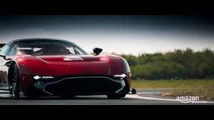 The Grand Tour: The Aston Martin Vulcan Review - YouTube