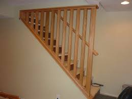 Staircase Railing Ideas fresh stair ideas for basement 5613 4425 by xevi.us
