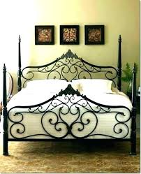 queen size iron bed frame – thegeneration-z.com