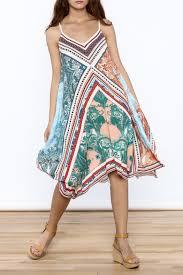 Jealous Tomato Kaftan Dress From New York City By Dor L Dor