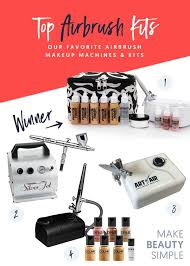 but with so many airbrush makeup kits on the market which one is the best makebeautysimple cath millen