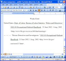 mla format for essays and research papers type your first works cited entry in the mla format
