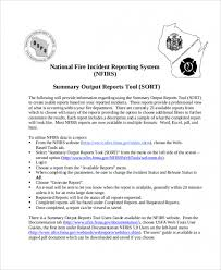 Download Free Incident Report Form Example Activetraining Me