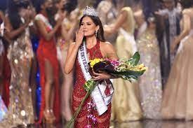Nieuwe Miss Universe verkozen - Het Nieuwsblad Mobile