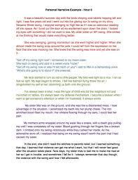 high school personal narrative essay examples high school   essay high school essay example personal essay examples high school high school