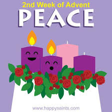 Image result for 2nd Sunday in Advent
