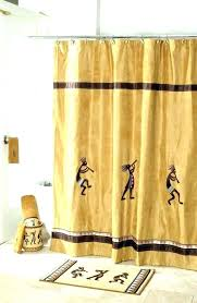 brown and gold shower curtains gray curtain grey courtyard garden pool red