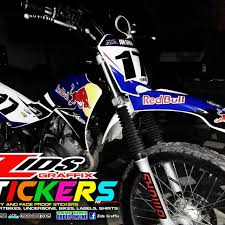 Yamaha Xtz 125 Decals Design Zids Graffix Advertising Service In Antipolo
