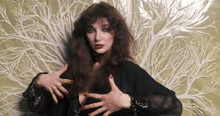 Kate Bush Charts Flashback Celebrating 40 Years Since Kate Bushs Wuthering