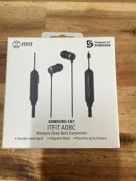 Đồ Cũ - Tai nghe bluetooth Samsung ITFIT A08C, hàng mới...