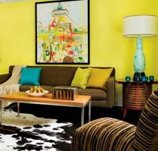 Warm Color Living Room Living Room With Light Yellow Warm Colours Walls Warm Colours