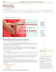 PPT - Home Remedies for Itching in Private Parts PowerPoint ...