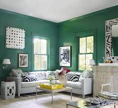 Of Painted Living Room Walls 13 Green Rooms With Serious Designer Style