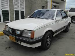 Chevrolet Monza 1987: Review, Amazing Pictures and Images – Look ...