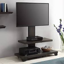 entertainment center for 50 inch tv. 50 Inch TV Stand Smart HD Digital Tall Small Entertainment Center 2-Shelf Wood For Tv V