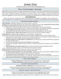Resume Artist Management Jobs Yupar Magdalene Project Org