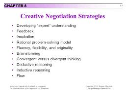 Negotiation Strategies Major Magdalene Project Org
