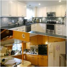 Kitchen Remodeling Before And After Sam Kim Kitchen Remodel Walker Woodworking