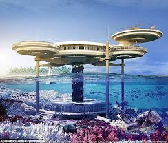 this is what travel will look like in and daily today underwater hotel rooms are considered rare luxuries they re expected to become