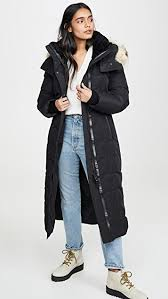 Jada Maxi Down Coat