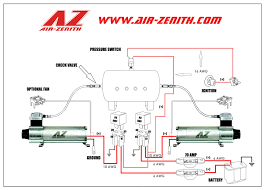 how to complete air ride plumbing wiring s 10 forum i remember going round and round the electronic guys when i made this diagram
