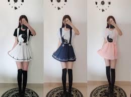 <b>Merry Pretty</b> New Summer <b>Women</b> Skirts Cartoon Cat Dog ...