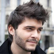 Spiky Hair Style medium spiky hairstyles for boys hairstyles for straight hair guys 2340 by wearticles.com