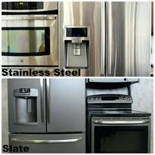 steel appliances stainless appliance packages canada package sears