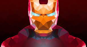 1680x1050 Iron Man Abstract Art ...