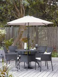 panama 4 seater garden furniture set