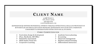 Best Core Competencies List For Resume Gallery - Simple resume .