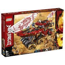 Lego Ninjago 70677 Wüstensegler Bauset