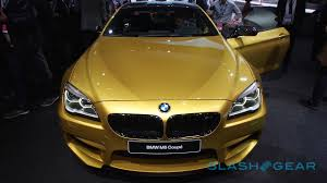 BMW Convertible custom m6 bmw : 2016 BMW 6 Series boosts M6 and adds customs - SlashGear